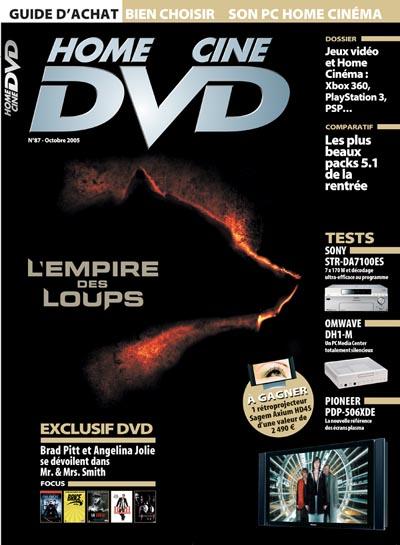 HOME CINEMA DVD